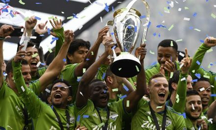 SOUNDING OFF: Sounders FC earn MLS Cup title with 3-1 win