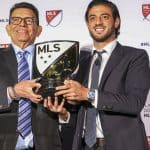 MVP! MVP!: Watch and listen to Carlos Vela's big day