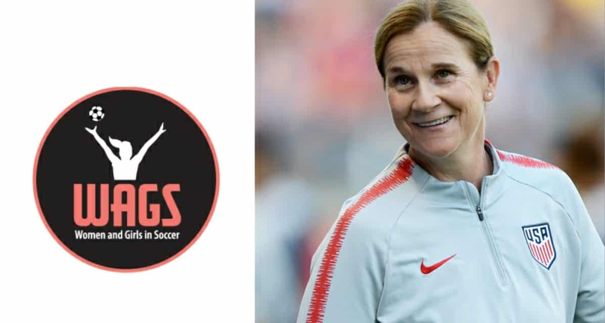 JUST DESSERTS: Ex-USWNT coach Ellis to receive Women's Soccer Award of Excellence