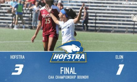 ROLLING ON: Hofstra women win, reach CAA final for 3rd year in a row