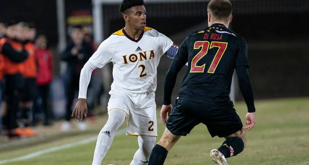 IT'S OVER: Iona men suffer NCAA opening round loss to Maryland