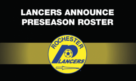 PRESEASON ROSTER: 25 players training with the Lancers