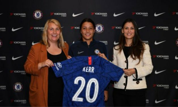 NEW CHALLENGE: NWSL MVP Kerr signs with Chelsea