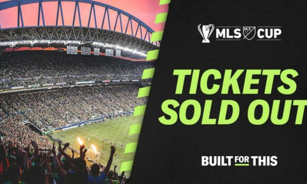 IT'S A SELLOUT: 69K-plus expected for MLS Cup final in Seattle 11/10