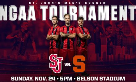 AN OLD FOE: St. John's to host one-time Big East rival Syracuse in NCAA 2nd round