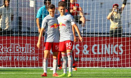 SIGNING WITH THE BIG CLUB: NYRBII's standouts Stroud, Lema agree to contracts with Red Bulls