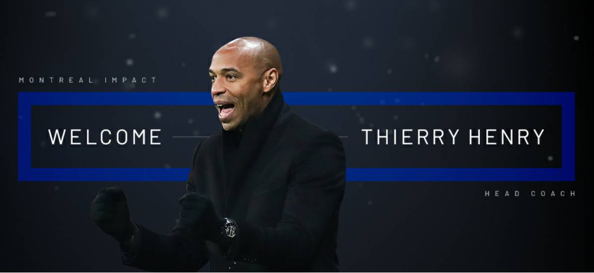 AU REVOIR: Henry quits CF Montreal due to family reasons