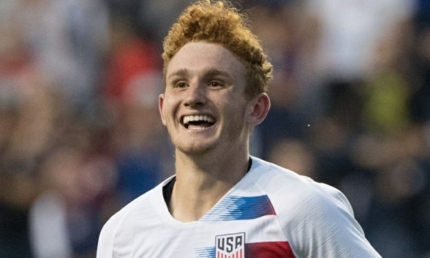 NOT JOSH-ING AROUND: Video: Sargent looks for revenge for USMNT vs. Canada