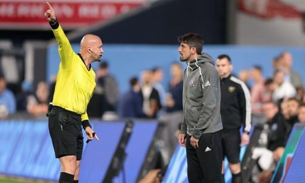 SACKED: Chicago fires head coach Veljko Paunović