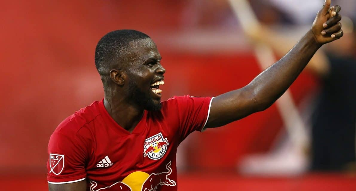 HE WANTS OUT: Report: Lawrence asks Red Bulls to trade him