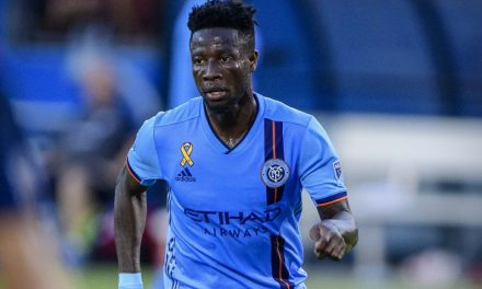 REJECTED: NYCFC declines options for Bedoya, Caldwell, Miller, Mohamed, Ofori