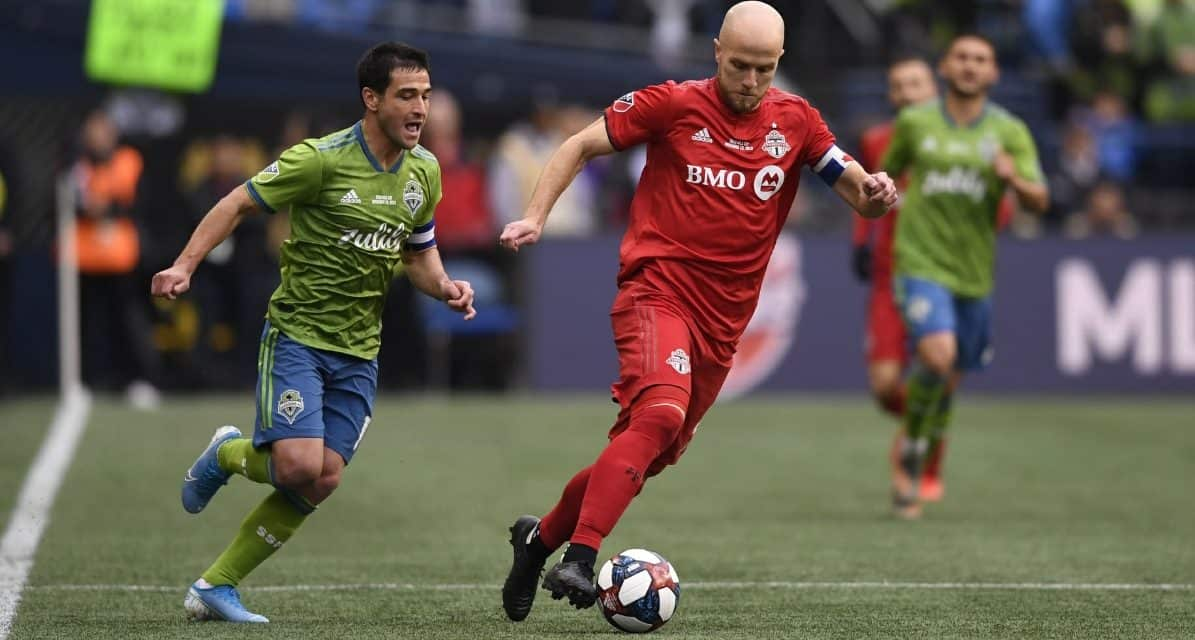 TAKING NO SOLACE: Bradley endures frustration, heart break of losing MLS Cup final