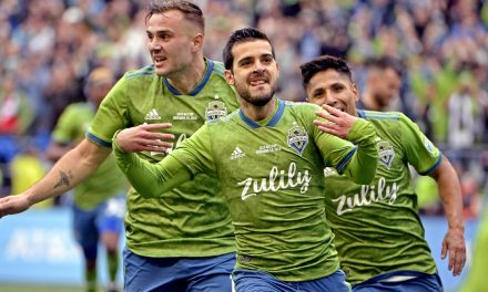 THAT CHAMPIONSHIP FEELING: Unlikely heroes boost Sounders FC to MLS Cup title