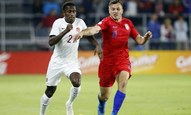 BOUNCING BACK: USMNT avenges Toronto disaster with a 4-1 win over Canada