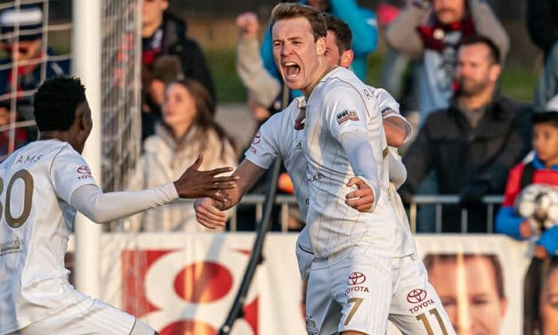 THE LATE SHOW: Louisville City, Real Monarchs post extratime wins to reach USL Championship final