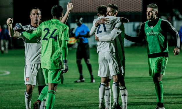 ROAD WARRIORS: Louisville City, Indy, Real Monarchs topple higher seeds in USL Championship playoffs