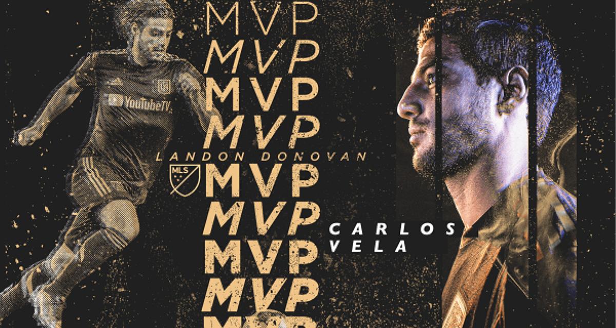 IN A LANDSLIDE: LAFC's Vela named MLS MVP
