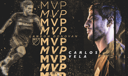 IN A LANDSLIDE: LAFC's Vela named MLS MVP
