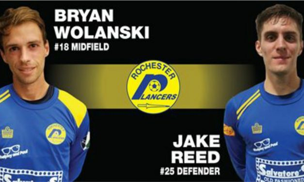 THE OUT-OF-TOWNERS: Lancers add Wolanski, Reed for MASL season
