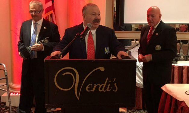 A MAN FOR MANY SOCCER SEASONS: Fishman inducted into ENYSSA Hall of Fame