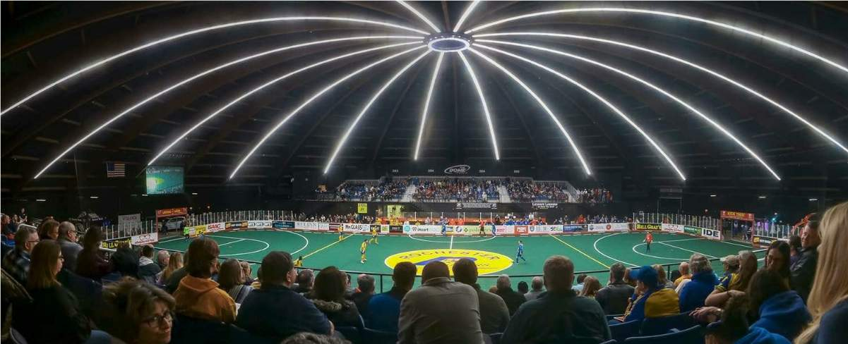 A DELIGHTFUL DOZEN: 12 memorable Lancers indoor games