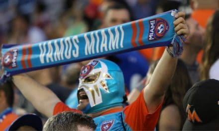 ANOTHER LEAGUE: Miami FC moves to USL Championship
