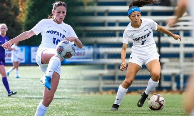 DYNAMIC DUO: Hofstra's Porter, Bryan named college women's co-players of the year
