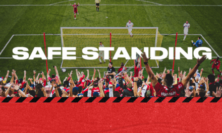 SOUTH WARD RENOVATIONS: Red Bulls to create safe-standing supporters section