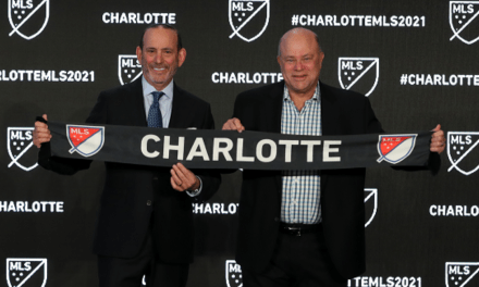 THE BIG 3-0: Charlotte becomes MLS' 30th team