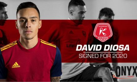 MOVING ON: Diosa leaves Cosmos, signs with Richmond Kickers