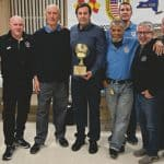 OFFICIALLY, SPEAKING: New York Soccer Referee Association honors its top game officials