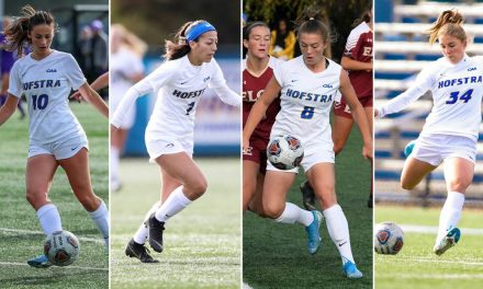 THEY'RE ALL REGION: Hofstra's Porter, Bryan, Taylor, Suttner named to All-East team