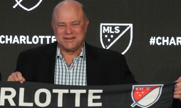 ON THE NEW TEAM: Charlotte owner Tepper talks about expansion club