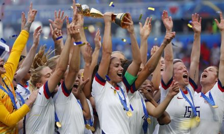 NATIONAL COUNTDOWN: No. 1: USWNT are queens of the world — again