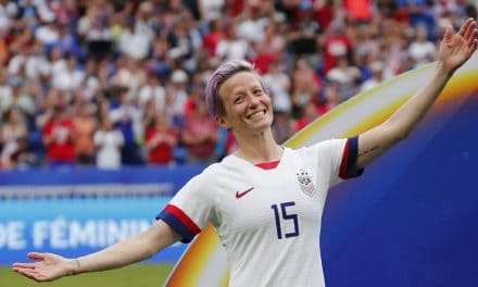 NATIONAL COUNTDOWN: No. 2: Rapinoe mines much gold