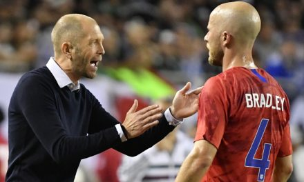 NATIONAL COUNTDOWN: No. 4: More growing pains for the USMNT