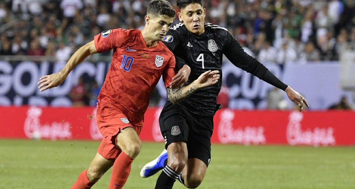 STILL SETTING THE STANDARD: Pulisic youngest to win U.S. Soccer male player of the year award twice