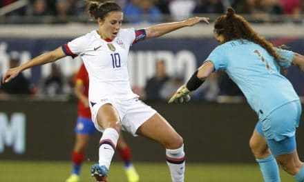 THESE FACES ARE FAMILIAR: All but one of USWNT's world championship team on January camp roster