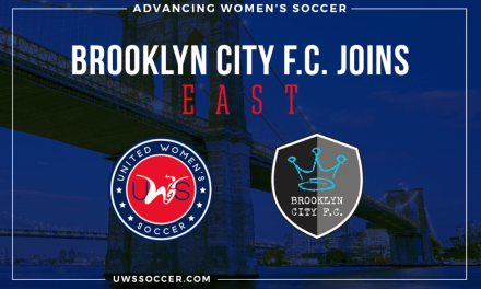 A SOCCER TEAM GROWS IN BROOKLYN: Brooklyn City FC joins United Women's Soccer with Wyant as head coach
