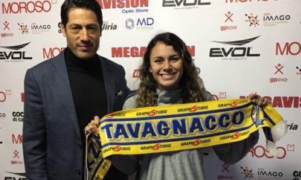 REALIZING A DREAM: Ex-St. John's midfielder Cagnina signs with Serie A women's team UPC Tavagnacco