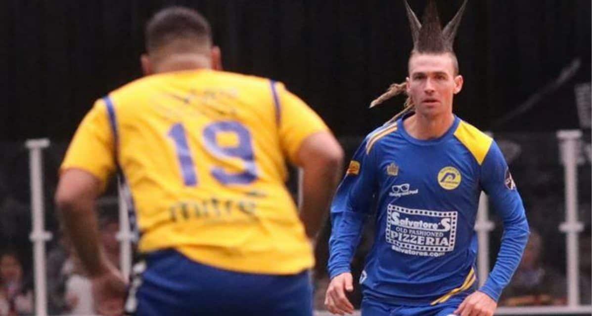 THE MOHICAN WARRIOR: Wall of Famer Fauske made his point and then some with the Lancers