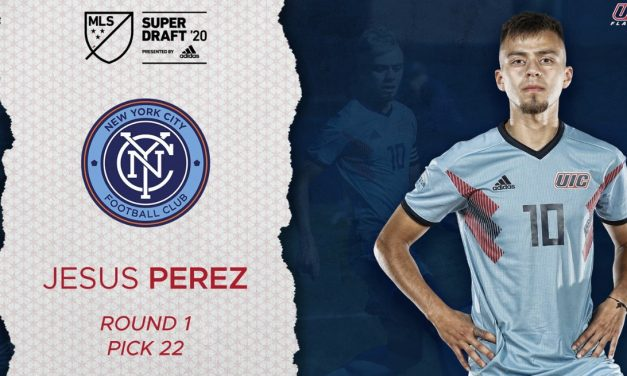 TAKE TWO: NYCFC selects Perez, Dumas in the draft