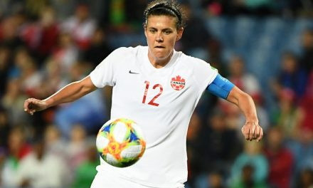 THE GOAL-SCORING MACHINE: A look at the milestones of Christine Sinclair