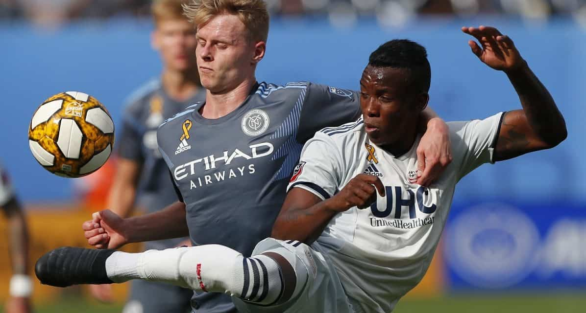 SIMILAR RESULT: NYCFC lose in Florida Cup again, this time to Palmeiras, 2-1