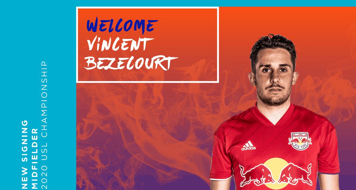 FLORIDA BOUND: Ex-Red Bull Bezecourt signs with Miami FC