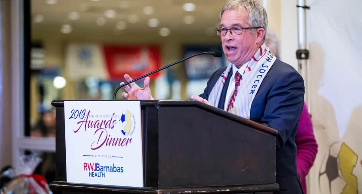 BACK AT THE MIKE: Crooks to emcee New Jersey Youth Soccer dinner again