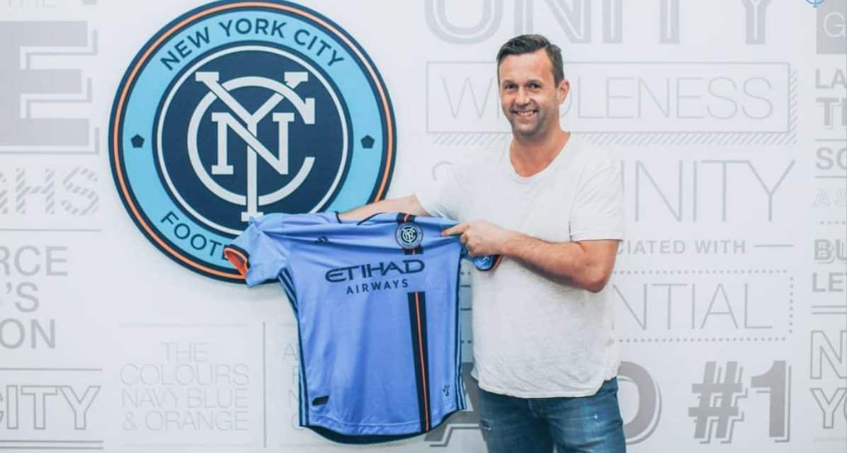 MEET THE NEW BOSS: Deila named NYCFC head coach