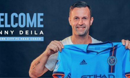 FIRST INTERVIEW: With NYCFC's new head coach Deila