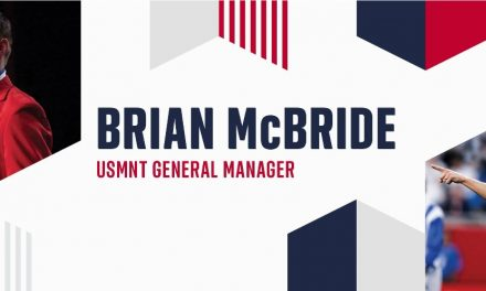BRIAN'S NEW SONG: McBride named USMNT general manager