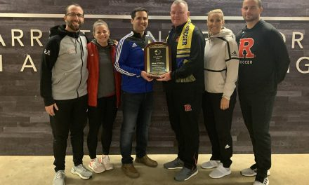 FINDING FAME: Rutgers women's head coach O'Neill to be inducted into NJ Youth Soccer Hall